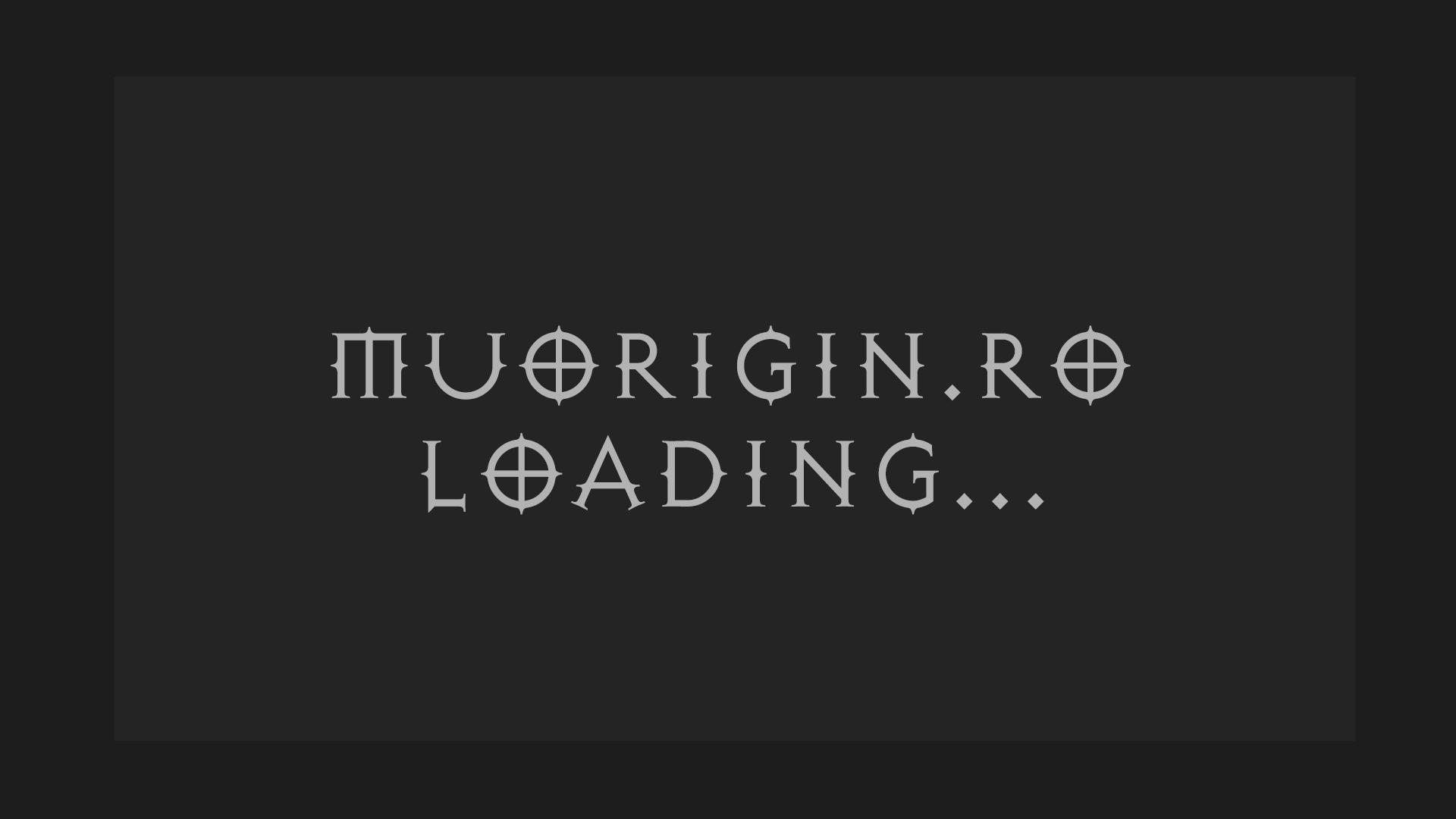 MU Origin Private Server - 7 0 English